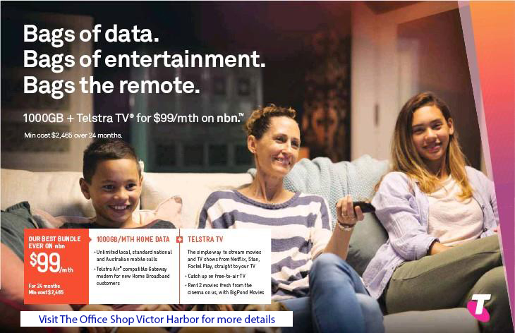Telstra Best Bundle Ever